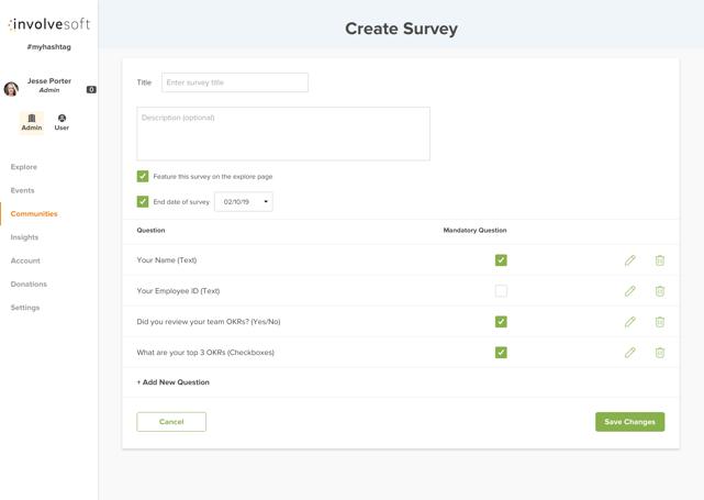 2 - Survey