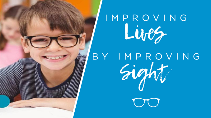 Improving Lives by Improving Sight
